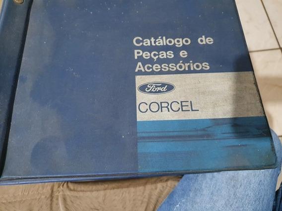 Manual Catálogo Pecas Ford Corcel 1