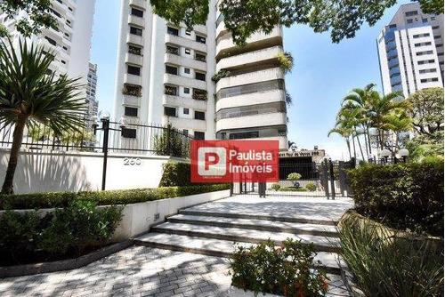 Apartamento Para Alugar, 311 M² Por R$ 15.000,00/mês - Campo Belo - São Paulo/sp - Ap29578