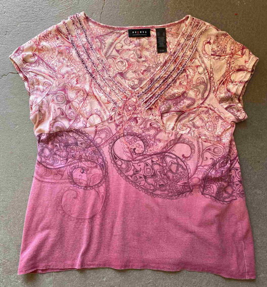 Remera Importada De Usa By Liz Claiborne T. Xl