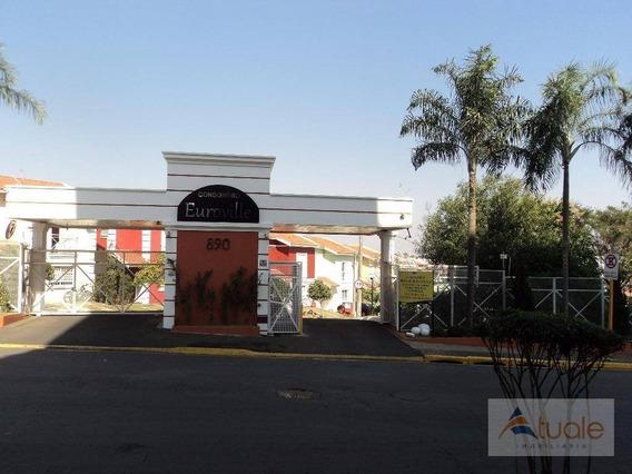 Casa No Condomínio Residencial Euroville , Ca5949. - Ca5949