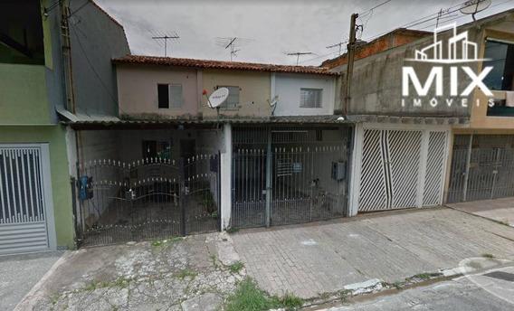 Sobrado Residencial À Venda, Residencial Parque Cumbica, Guarulhos. - So0061