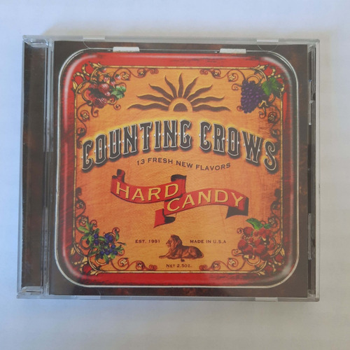 Counting Crows - Hard Candy - Impecable - Difusión