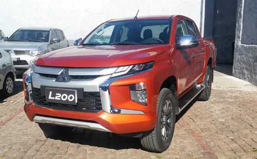 Mitsubishi L200 Diesel 4x4 Precio Leasing 2021 0km