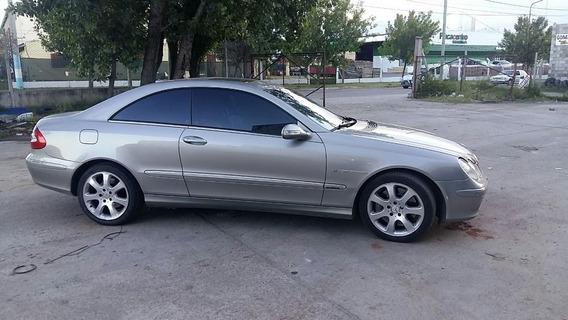 Mercedes-benz Clk 5.0 Clk500 Elegance At 2004