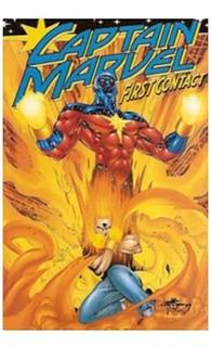 Captain Marvel: First Contact (descatalogado Usado) - Chris