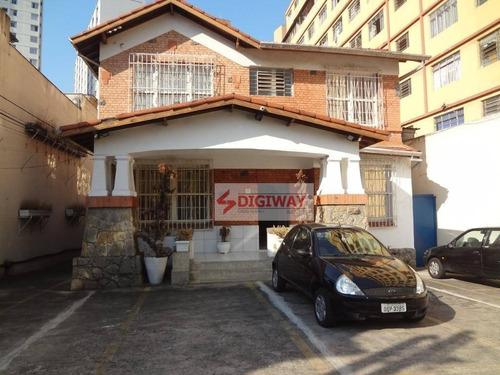Casa À Venda, 479 M² Por R$ 6.360.000,00 - Bela Vista - São Paulo/sp - Ca0224