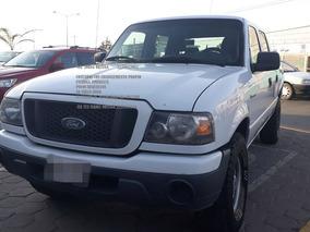 Ford Ranger Pickup Xl L4 5vel Doble Cabina 2005*hay Credito