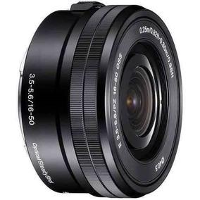 Lente Sony16-50 E-mount P/a6500 A6300 A6000 A5100,a7iii