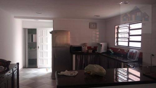 Imagem 1 de 19 de Casa Com 3 Dormitórios À Venda, 82 M² Por R$ 393.000,00 - Parque Bitaru - São Vicente/sp - Ca0468