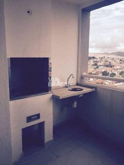 Apartamento Em Condomínio Para Venda No Bairro Baeta Neves, 2 Dorm, 1 Suíte, 2 Vagas, 65 M - 326