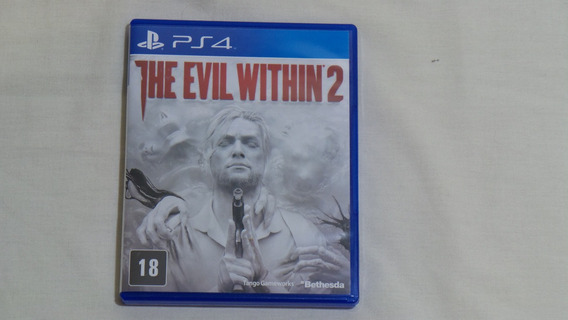 The Evil Within 2 Totalmente Em Pt-br Ps4