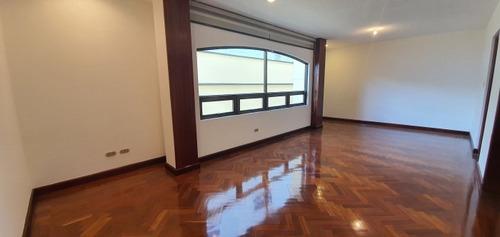 Hermoso Apartamento En Alquiler En Zona 10 - Paa-030-09-09-12