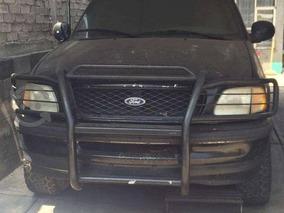 Ford Lobo 98 Blindada