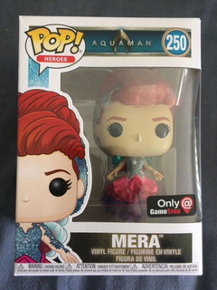 Funko Pop Aquaman - Mera N° 250 Original!!