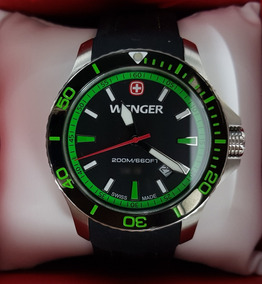 Relogio Wenger Suiço, 200m