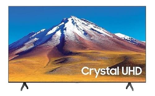 "Imagen 1 de 3 de Smart TV Samsung Series 6 UN43TU6900FXZX LED 4K 43"" 100V/240V"