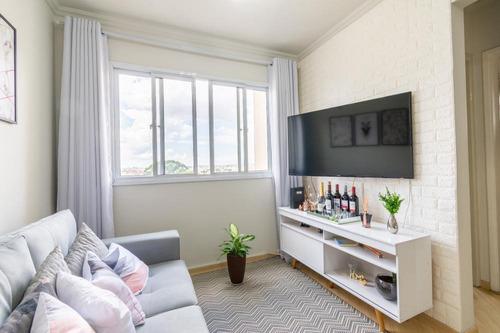 Imagem 1 de 24 de Apartamento Para Venda Com 50 M² | Jardim Norma, São Paulo| Sp - Ap493513v
