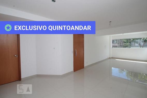Apartamento No 2º Andar Com 4 Dormitórios E 2 Garagens - Id: 892993433 - 293433