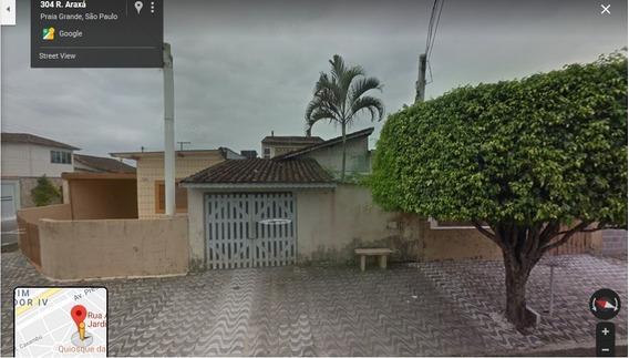 Casa Com 2 Quartos À Venda E Uma Suite, 79 M² - Praia Grande