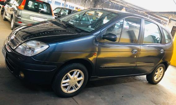 Renault Scenic Rxe 1.6 2002 Gasolina Completo