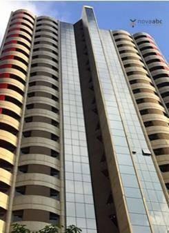 Apartamento Com 3 Dormitórios À Venda, 135 M² Por R$ 1.100.000 - Campestre - Santo André/sp - Ap0610