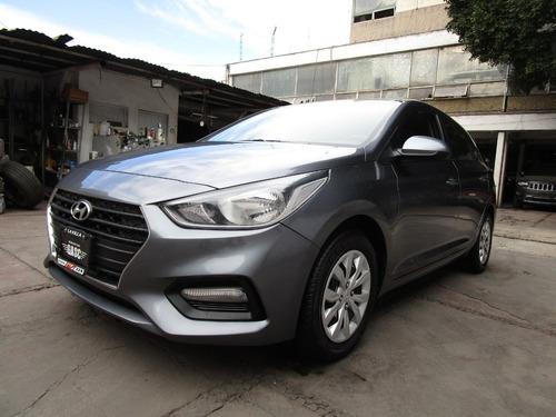 Imagen 1 de 14 de Hyundai Accent 5p Hb Gl Tm6,a/ac.,ve.del,r15