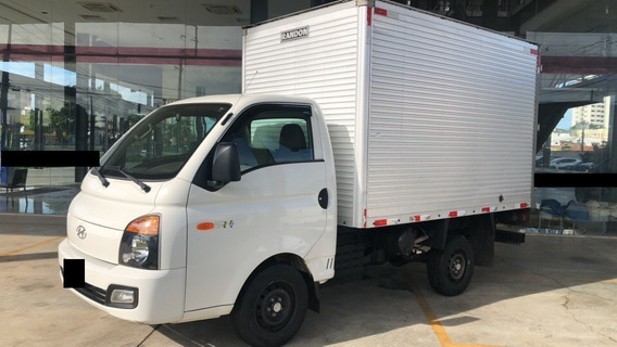 Hyundai Hr Hdb 2017 Com Baú