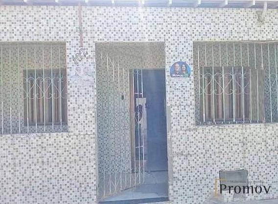 Casa Com 2 Dormitórios À Venda, 84 M² Por R$ 85.000 - Porto D Antas - Aracaju/se - Ca0468