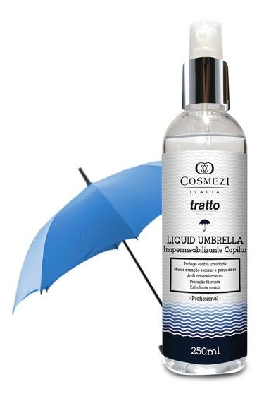 Liquid Umbrella - Impermeabilizante Capilar 250ml | Cosmezi