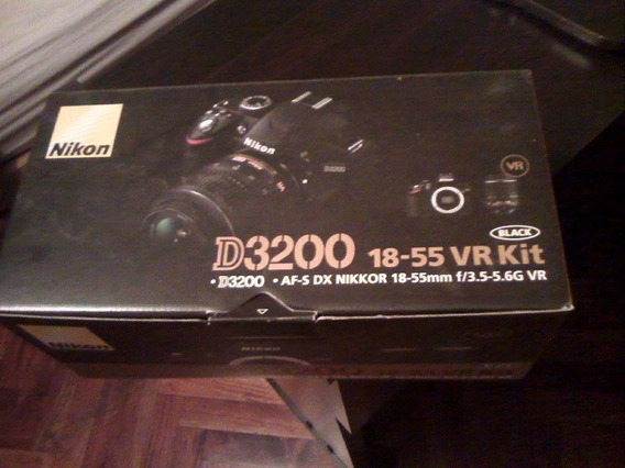 Nikon D3200 - Kit Completo