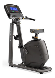 Bicicleta Vertical Matrix U30 Con Consola Xr Residencial
