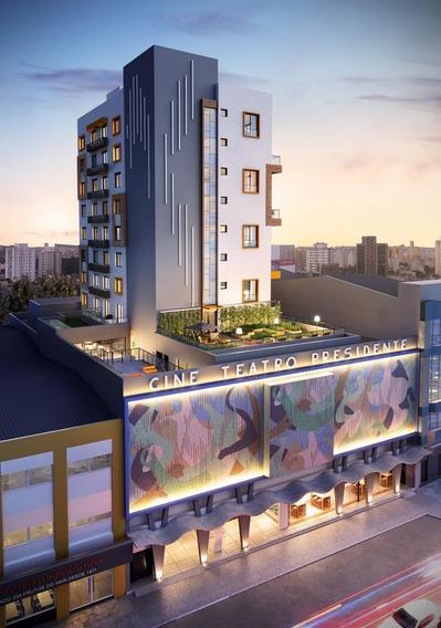Apartamento Jk Em Floresta Com 1 Dormitório - Rg2700