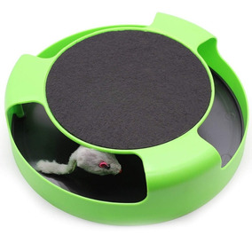 Brinquedo Interativo Para Gatos Pegue O Rato