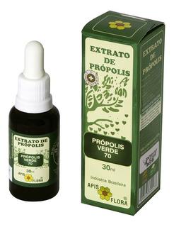 Extrato De Própolis Verde 70% - 30ml - Apis Flora + Brinde