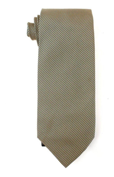 Corbata Dorada Gucci