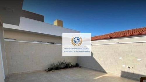 Casa Com 4 Dormitórios À Venda, 180 M² Por R$ 950.000,00 - Cidade Universitária - Campinas/sp - Ca1373