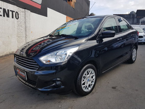 Ford Ka + Sedan 2018 Completo 1.0 Flex Impecavel 16.000 Km