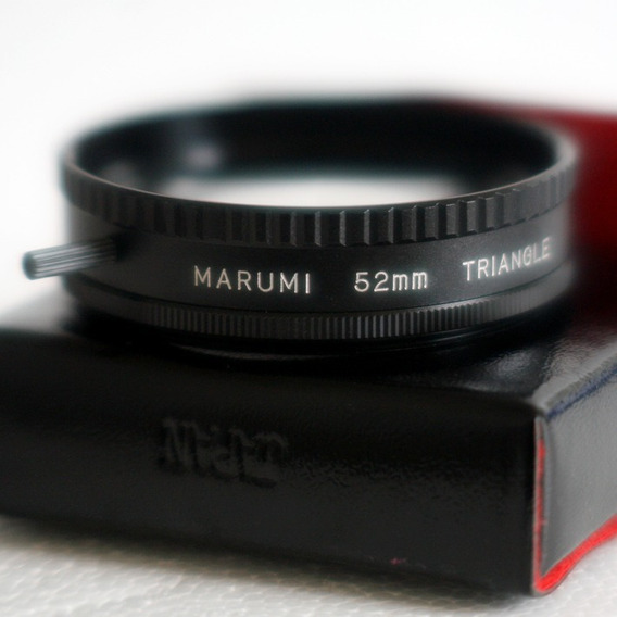 Filtro Fotografia Marumi 52mm 3 Imagenes Y 5 Imagenes