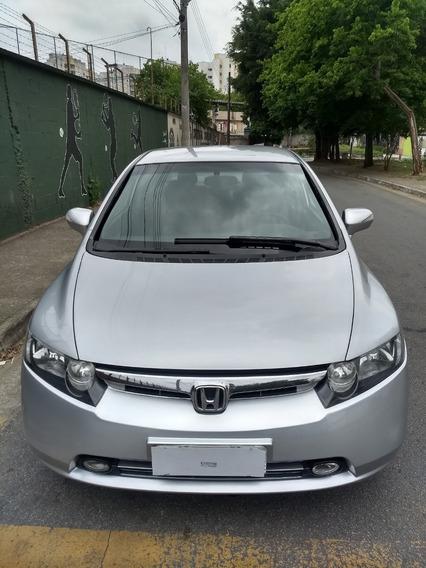 Honda Civic Exs 1.8 Aut
