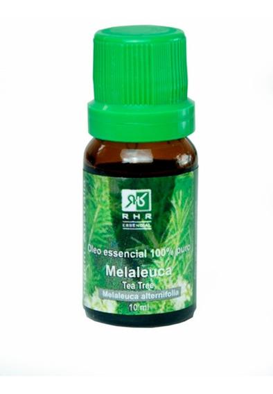 Óleo Essencial De Melaleuca Tea Tree (australiano) - Rhr