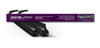Escobillas Aerotwin Delanteras,goma Para Recambio Focus 2