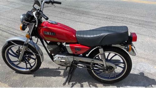 Imagem 1 de 4 de Yamaha Rx 180 Custom