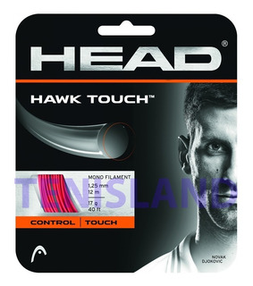 Cuerda Individividual Tenis Head Hawk Touch Loc. No.1