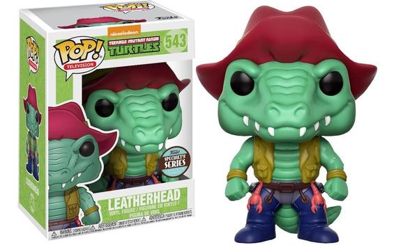 Leatherhead - Tartarugas Ninja - Tmnt - Pop! Funko