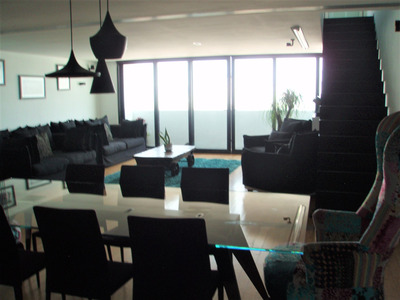 Penthouse Amueblado En Renta Emerson, Polanco
