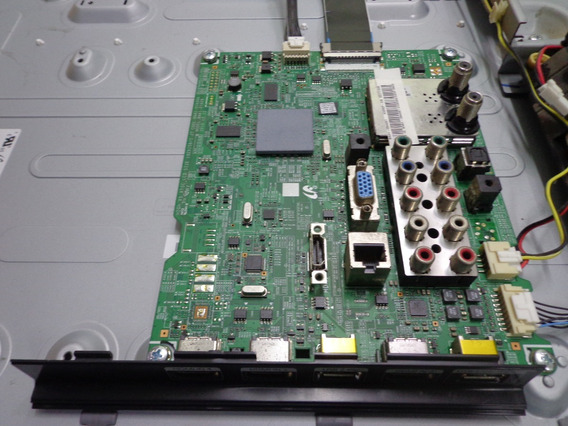 Placa Principal Tv Samsung Ln32d550k7g