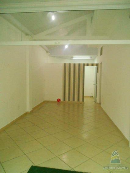Loja, Canto Do Forte, Praia Grande, 33m² - Codigo: 4988 - A4988