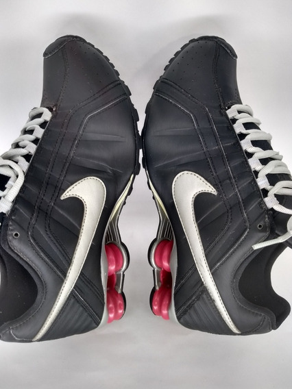 Tênis Nike Shox Junior Molas 39 Original Usado Em Bom Estado
