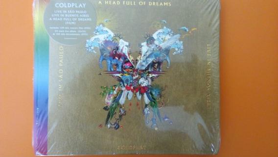 Coldplay - A Head Full Of Dreams Live In São Paulo E Buenos