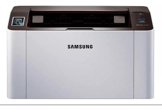 Impressora Laser Wireless Samsung Sl-m2020 110 V